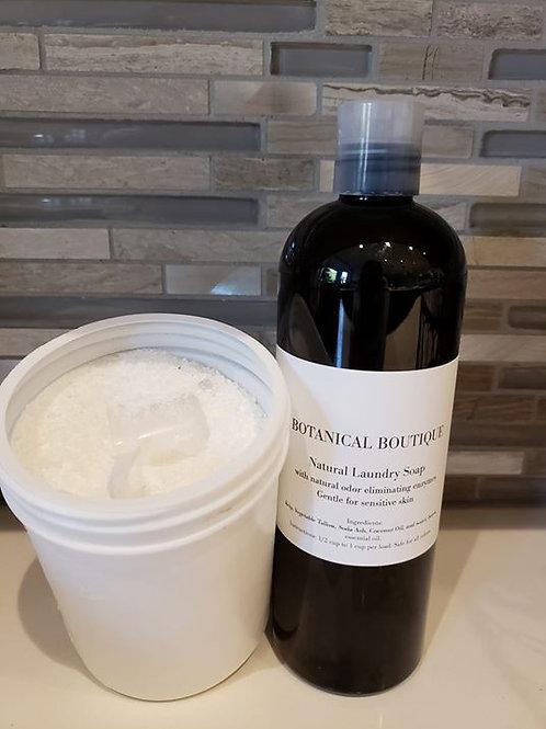 All natural laundry soap. 4 litre liquid.