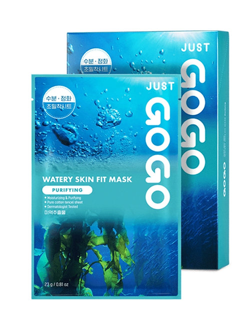 Just GoGo Purifying Face Mask