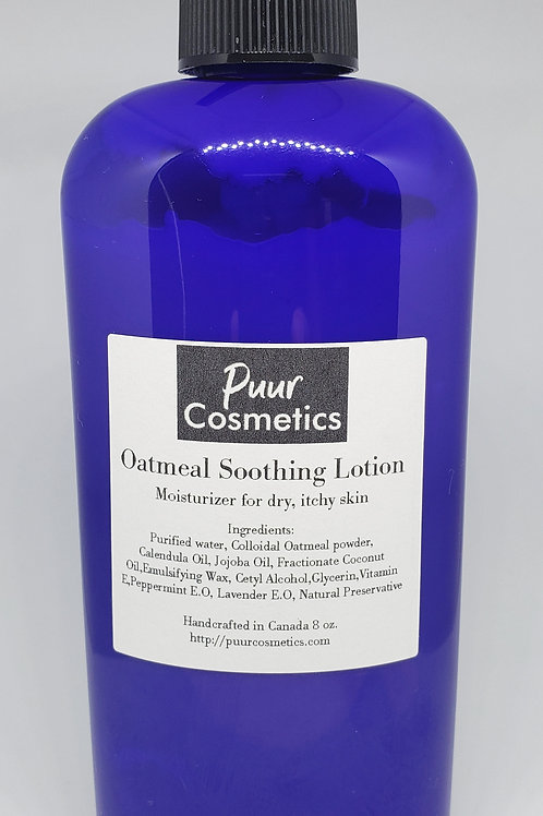 Oatmeal Soothing Lotion