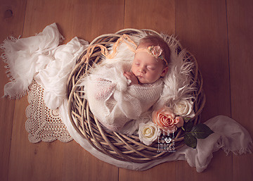 Baby Nyah's Newborn Session