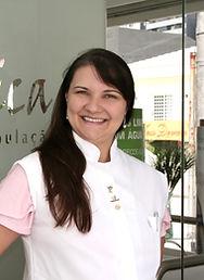 Farmacêutica Patrícia Mocelin
