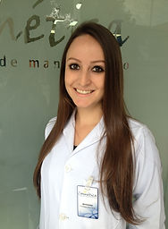 Farmacêutica Mariana Carneiro Ferrari