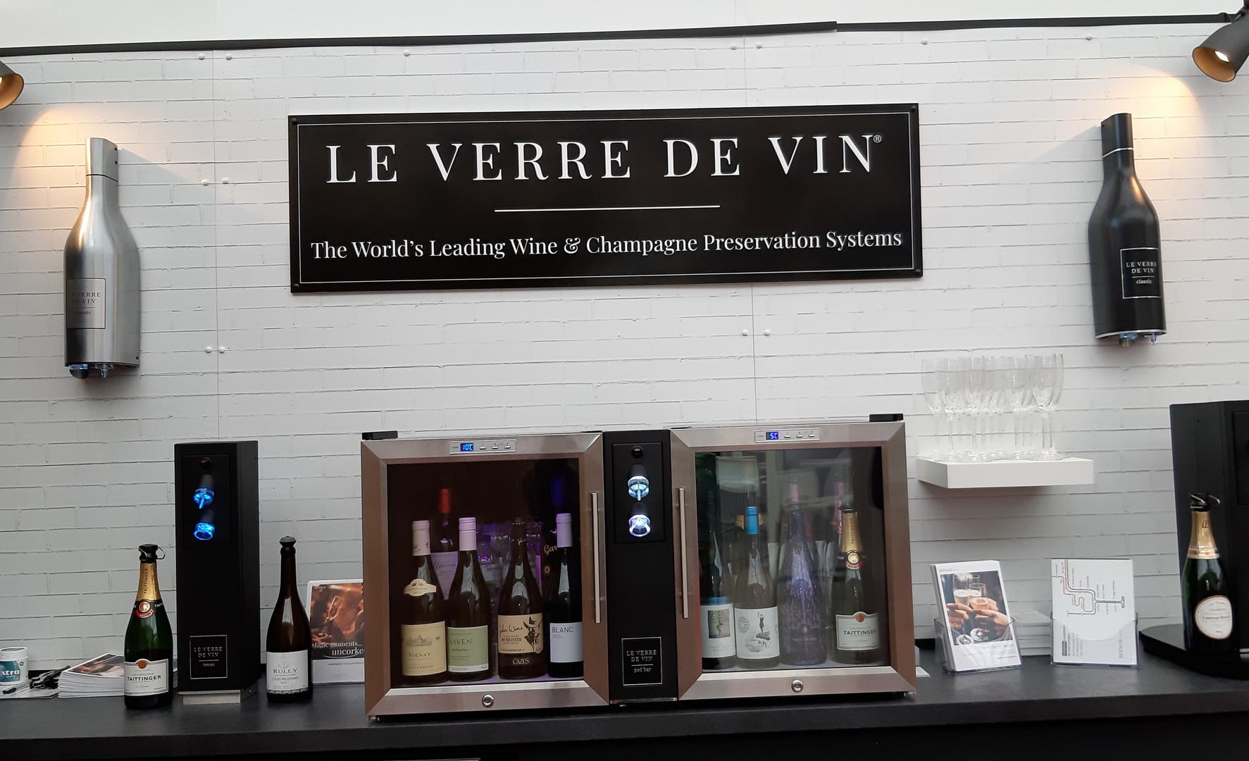 2019 London Wine Fair