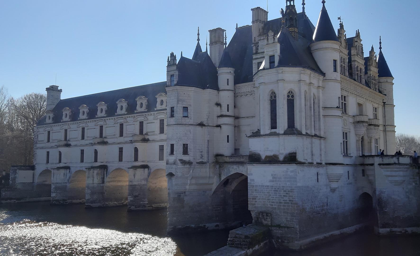 Château de Chenonceau, Loire Valley  Plou et fils winery (Chargé-Amboise)