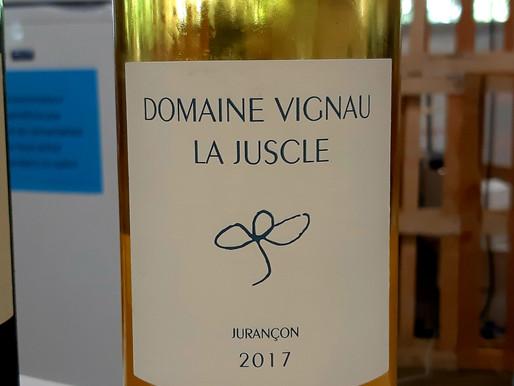NWE: 2017 Domaine Vignau La Juscle, Jurançon (doux)