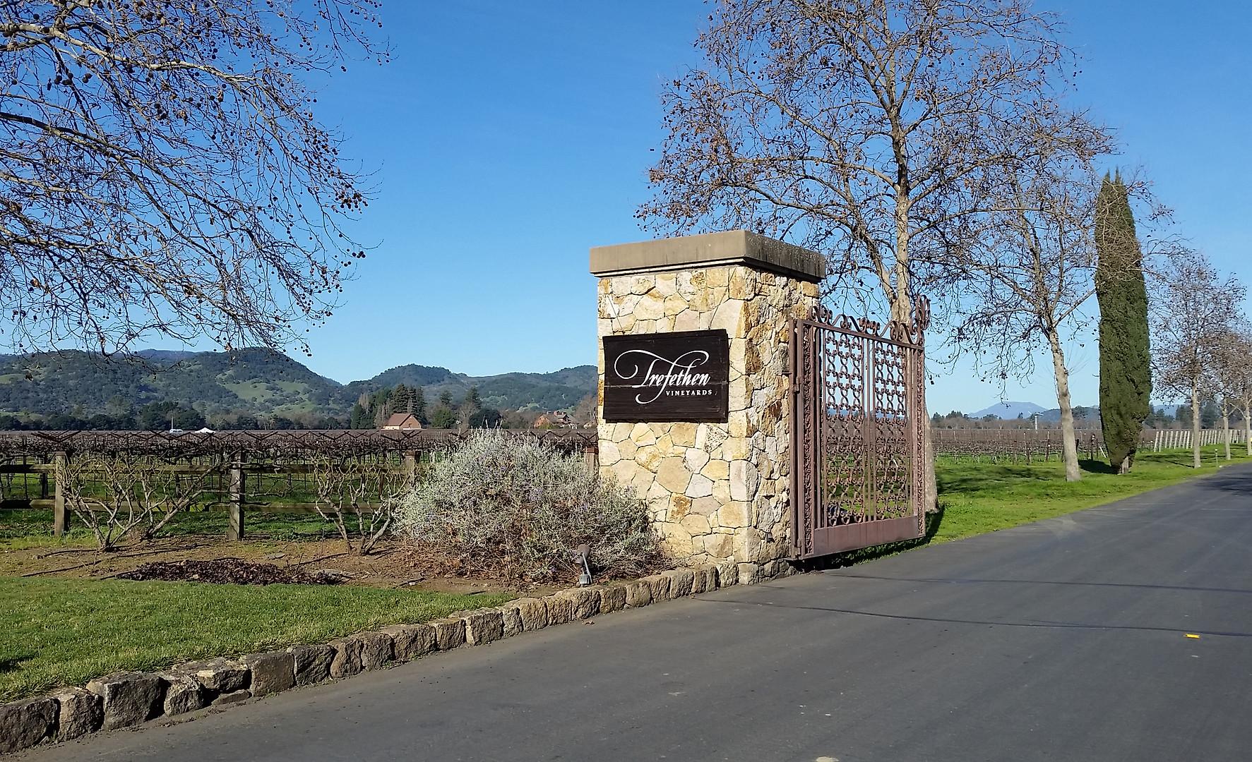 Trefethen Winery (Napa Valley, Californi