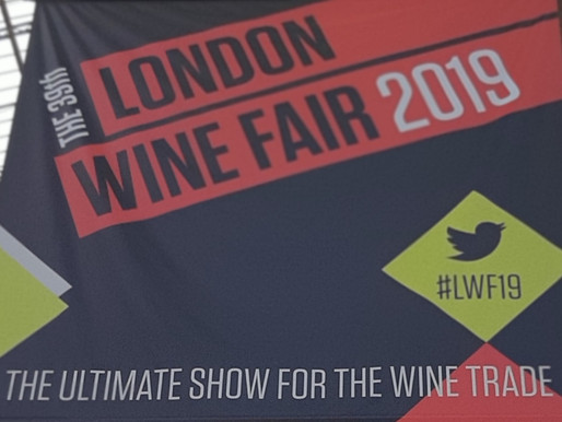 Coming soon! London Wine Fair recap. Favorites from the show.