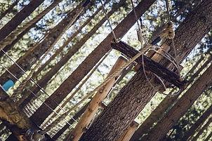 Découverte du Vexin Français, accrobranche, parcours dans les arbres, éco-tourisme, cyclo-tourisme
