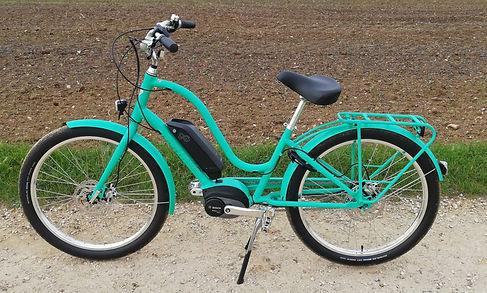 Location de vélos électriques adultes, circuits touristiques à vélos électriques sur le Parc Naturel du Vexin Français, éco-tourisme, cyclo-tourisme