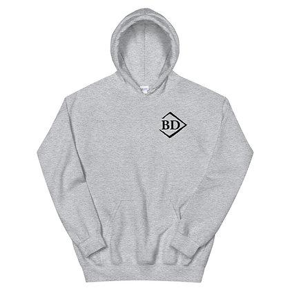 50/50 BD Logo Hoodie