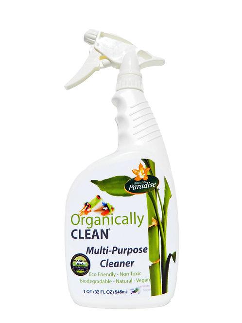 Organically CLEAN Multi Purpose Cleaner 32oz