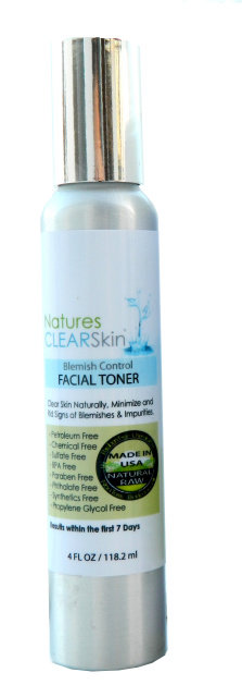 Natures CLEARSkin Purifying Facial Acne Toner 4oz