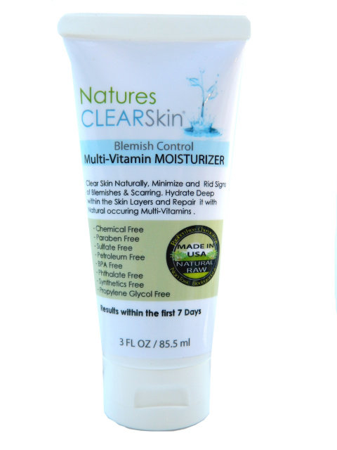 Natures CLEARSkin Multi Vitamin Facial Moisturizer