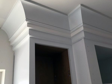What Your Trim Can Say About Your House: Crown Moulding