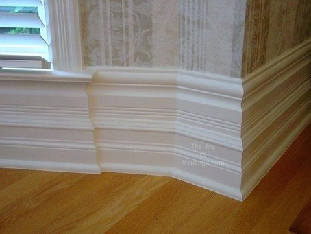 What Your Trim Can Say About Your House: Baseboard
