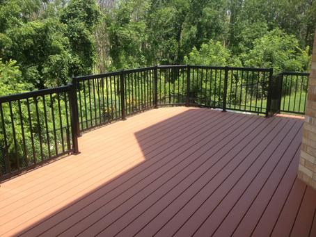Let's Talk Decking; Composite or Wood?