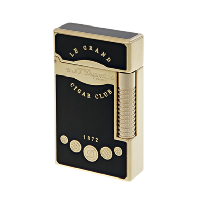 LIGHTER L2 LE GRAND S.T. DUPONT CIGAR CLUB BLACK