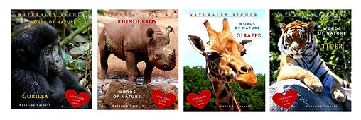 naturally richer books, animal book, education, home schooling, world schooling, education, nature, children