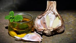Garlic Oil - Natural antibiotic, anti-viral and anti-fungal remedy