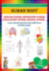 naturally richer learning materials, folder, binder, downloadable, orintable, human body, homeschooling, worl schooling, teaching, school, teacher, student, children