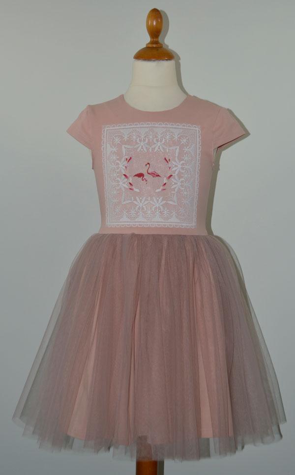 003/45 Платье.