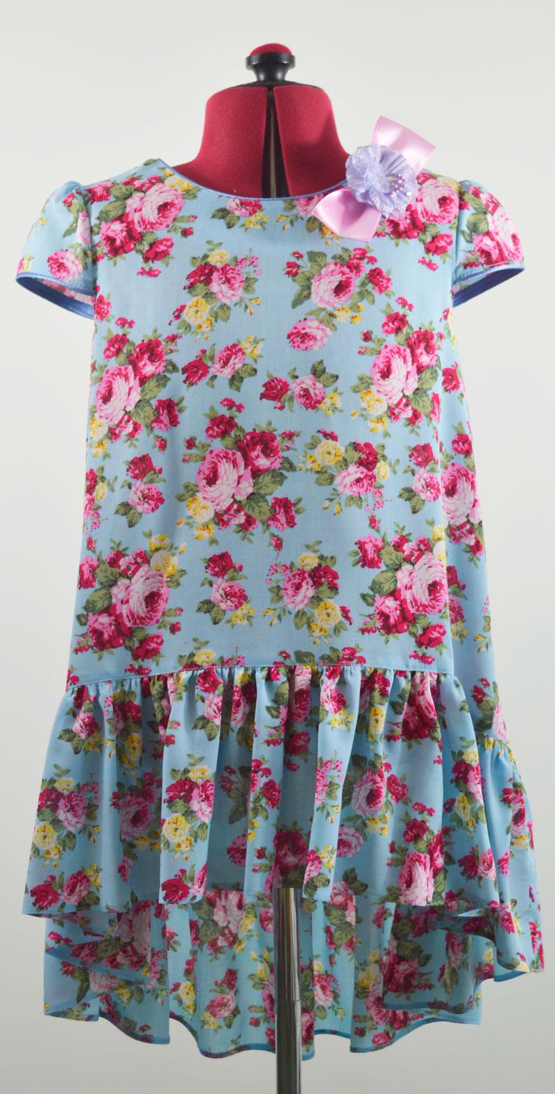 134/8 Платье.