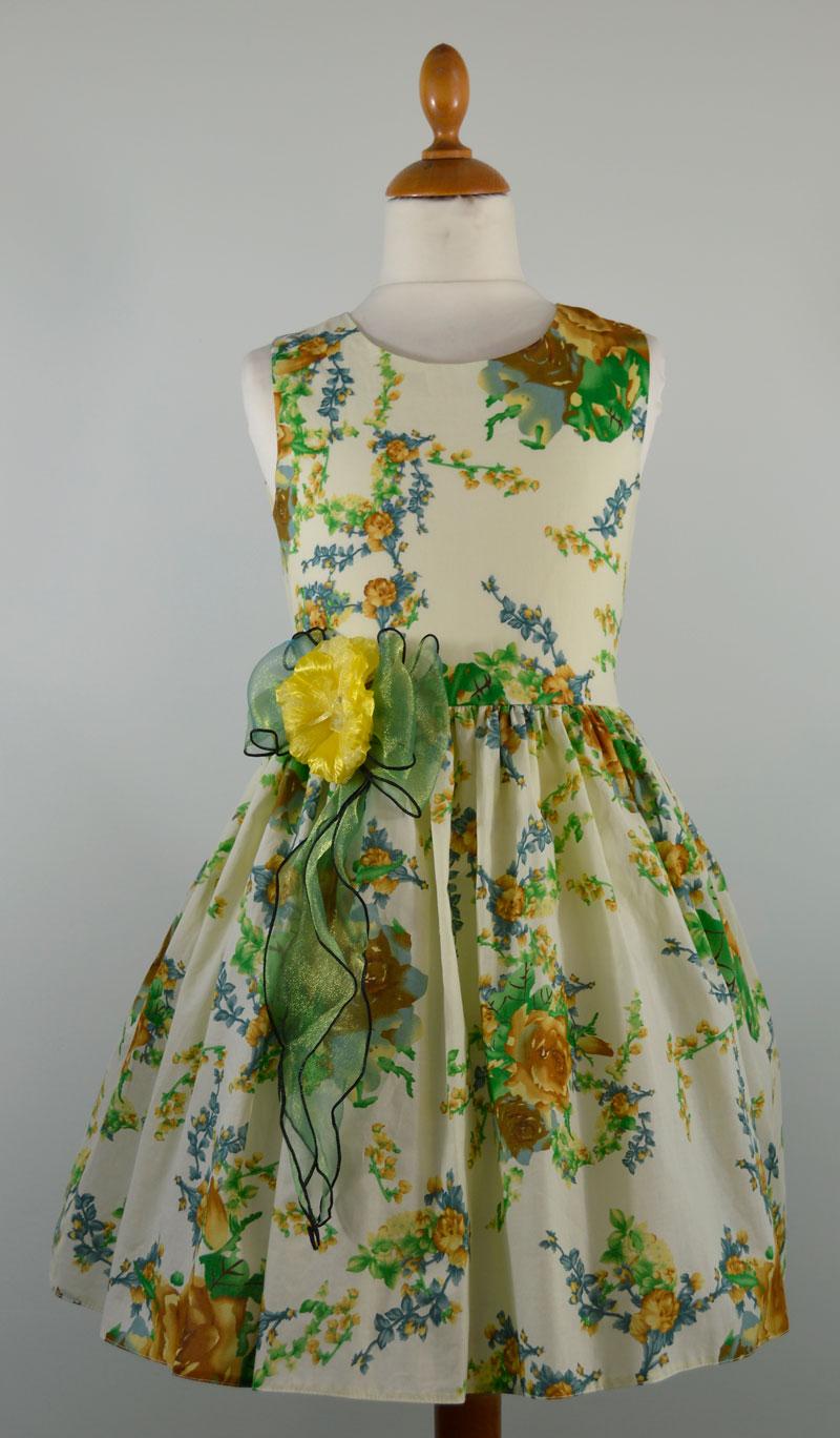 008/13 Платье