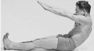 Exercícios de solo do Pilates: Construindo as flexões da coluna