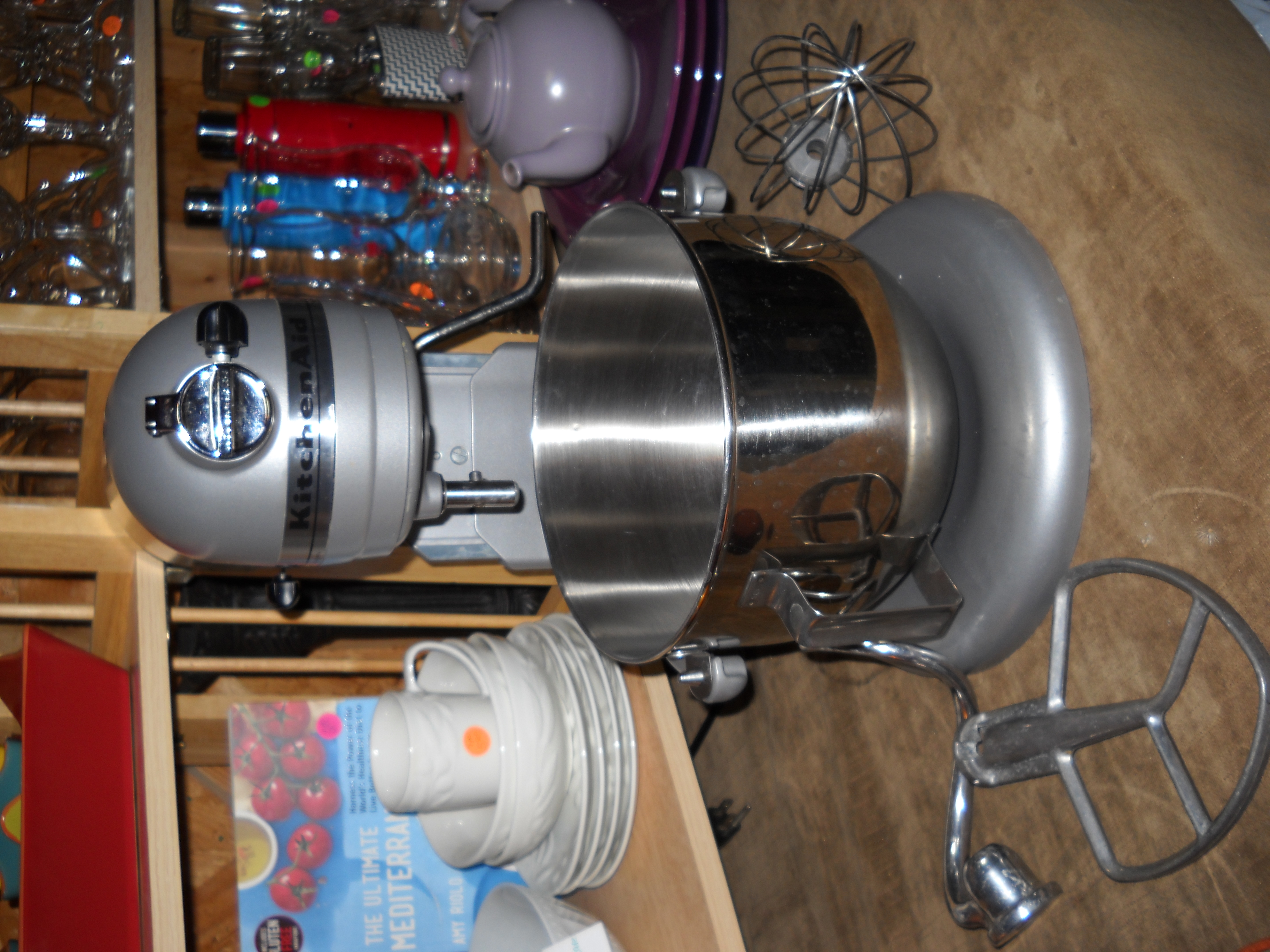Kitchenaid mixer2
