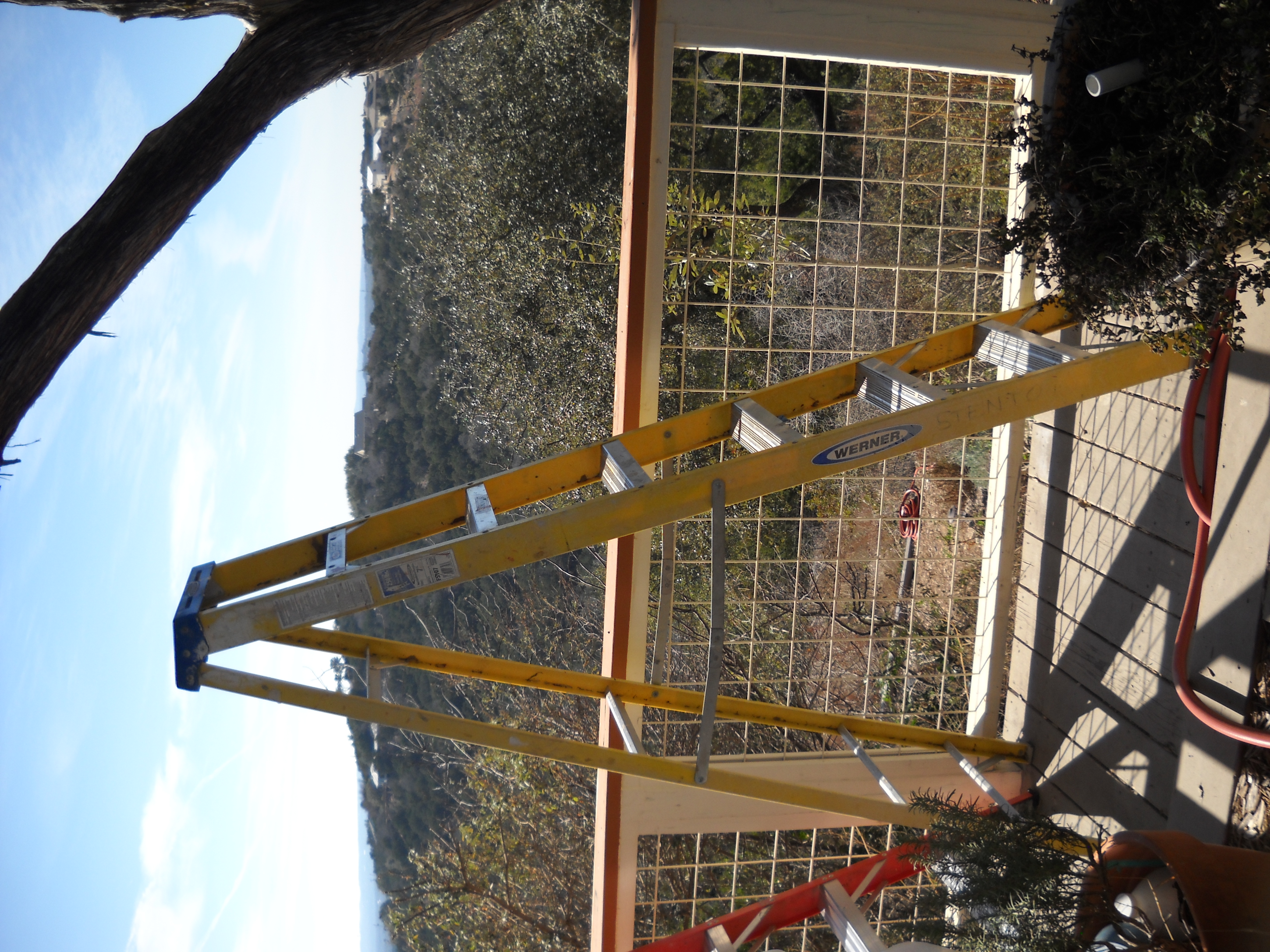 7ft Ladder
