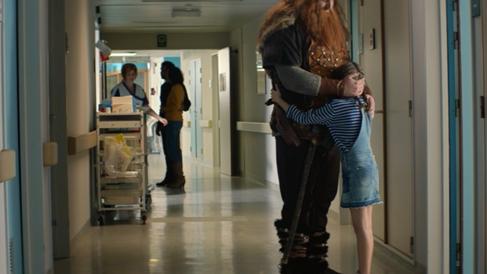 EG MEDICAL // De viking en het meisje