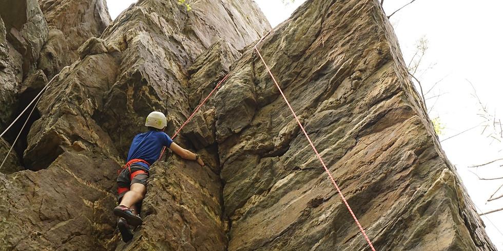 Rock Climbing 101 Clinic