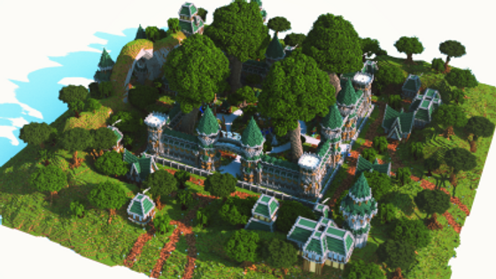 Woodlands - Factions Spawn & Warzone