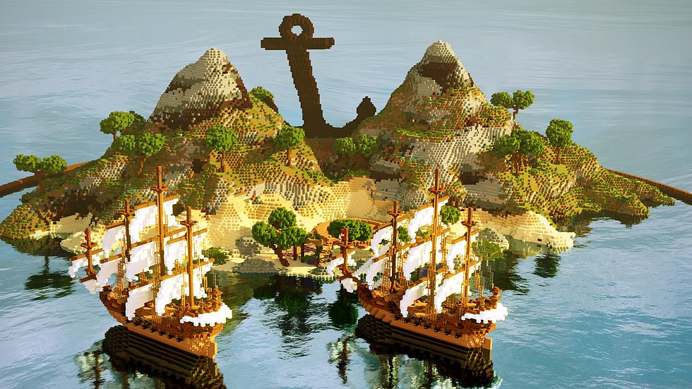 Anchor Isle Hub