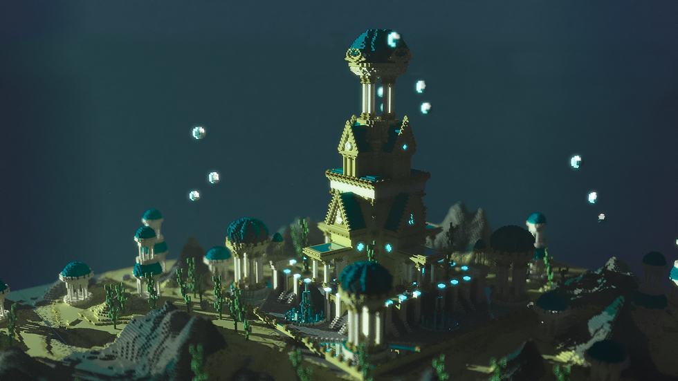 Aquatic - Factions Spawn & Warzone
