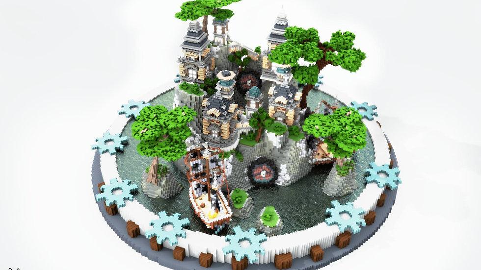 Pirate Lobby
