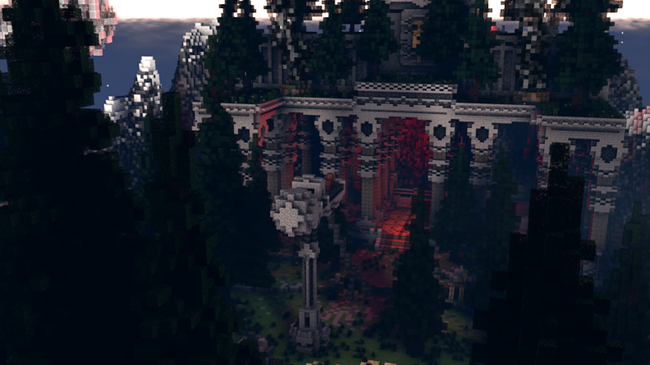 Forbidden Kingdom PVP Arena