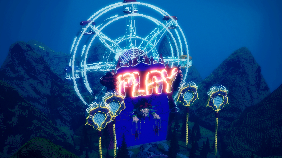 Horror Carnival Hub