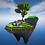 Thumbnail: Farming Skyblock Island