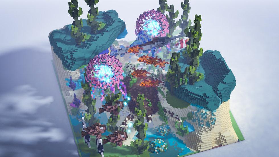 Aqua Drop Party Arena