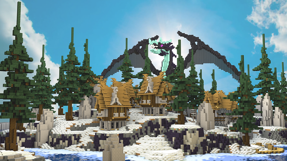 Winter Dragon Hub