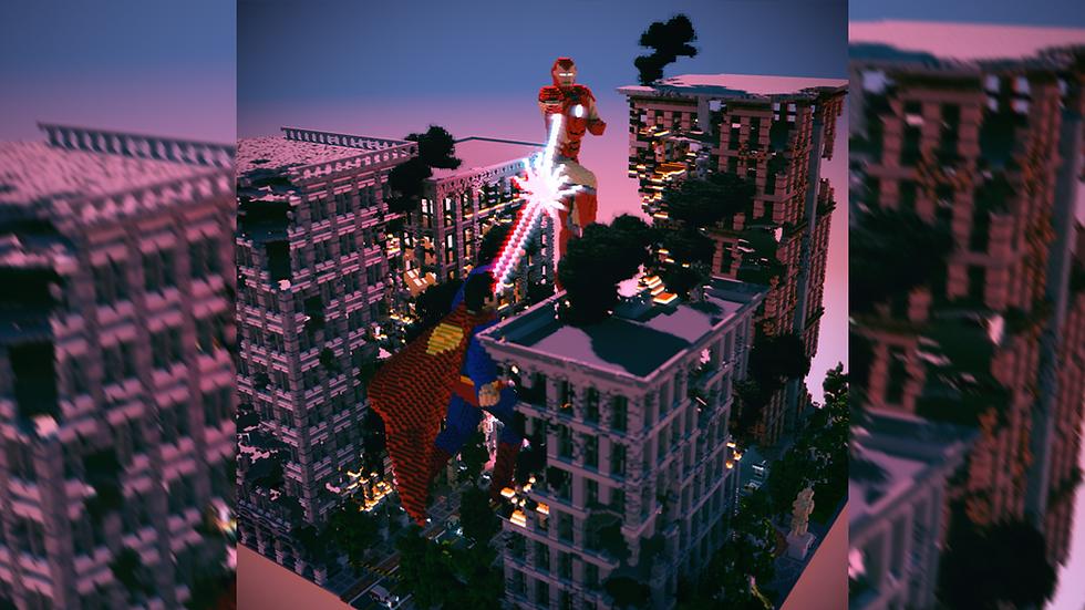 Superhero Hub