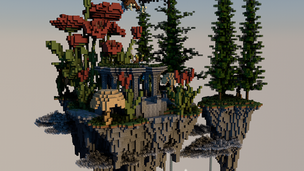 Nature - Skyblock Spawn