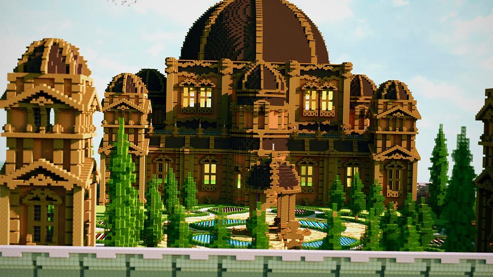 Courtyard Hub