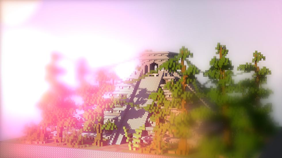 Mayan Temple KOTH