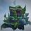 Thumbnail: Emerald Cabin Skyblock Spawn