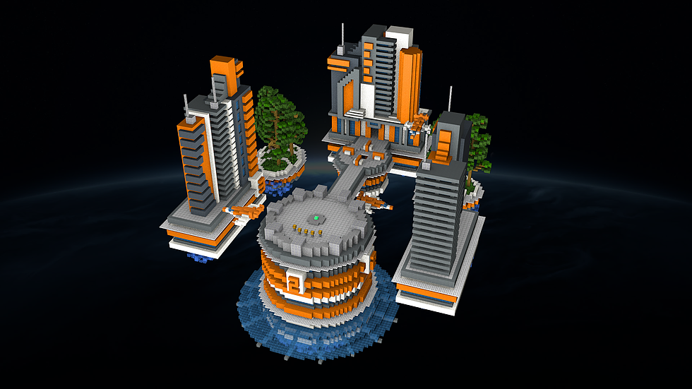 Space Skyblock Spawn