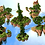 Thumbnail: Forest - SkyWars / Bedwars Map