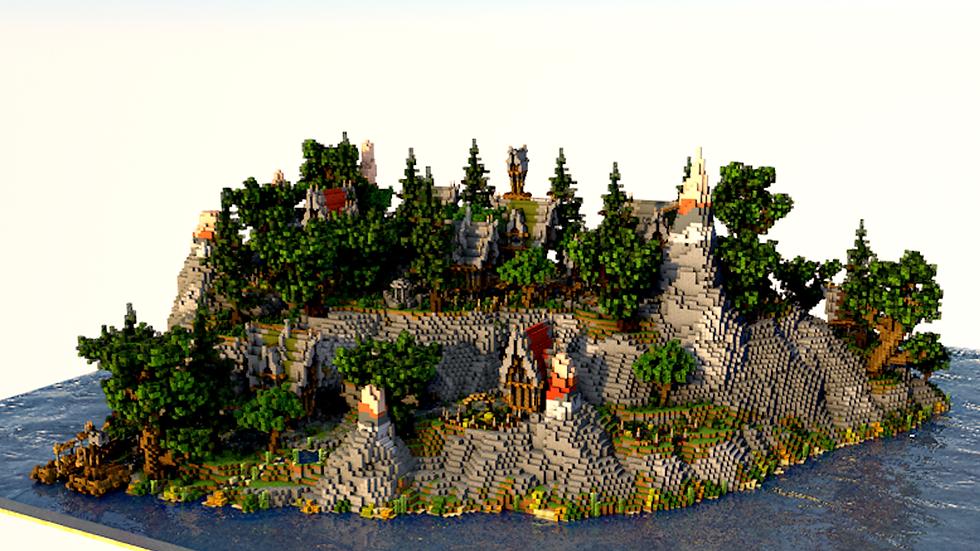 Village 2 - Lobby