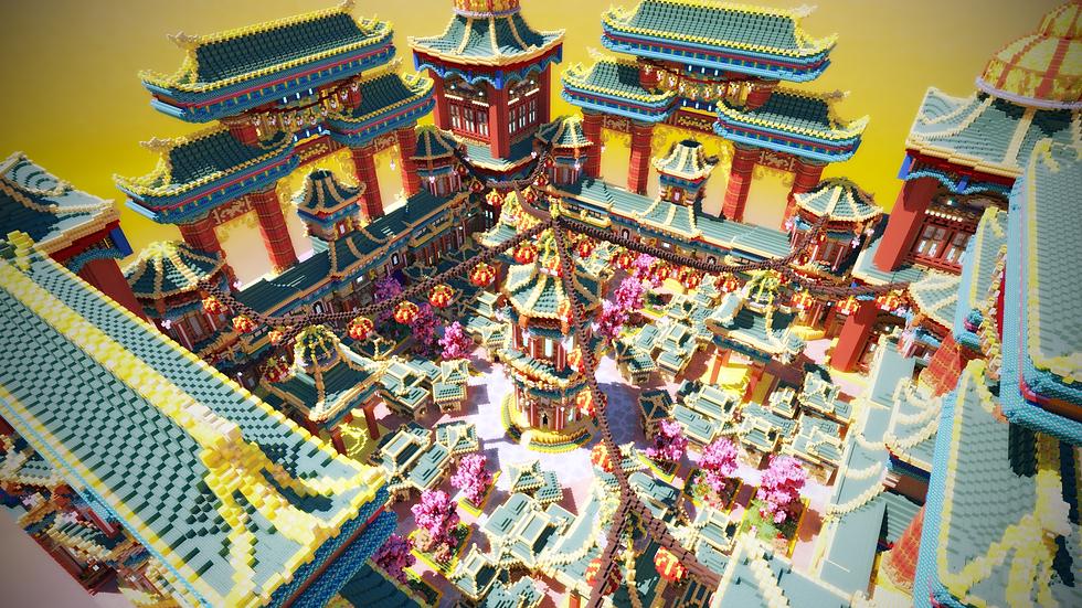Oriental Palaces Hub
